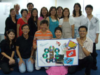 Leaders' Training by Alvin Yong in Ipoh